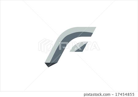 Fox or lion face logo vector template 17454855