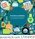 cooking, concept, poster 17456959