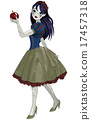 Halloween Snow White 17457318