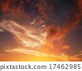 落日的天空 17462985