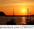 Nishi Izu Nishina Harbour日落 17464157