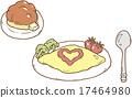 西式早餐 17464980