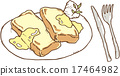 ขนมปังฝรั่งเศส 17464982