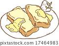 ขนมปังฝรั่งเศส 17464983