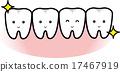 Clean teeth 17467919