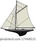 Vntage yacht 17468015