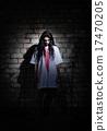 Zombie girl 17470205