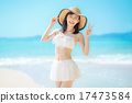 海滩 泳衣 泳装 17473584