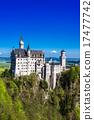 독일 노이 슈반 슈타인 성 17477742