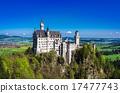 德國新天鵝堡 17477743
