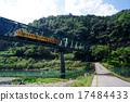 花莖 鐵橋 圍欄 17484433