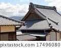 屋頂瓦片 17496080