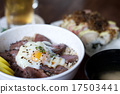 Wagyu Beef rice 17503441
