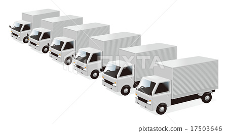 Illustration of aligned tracks 17503646