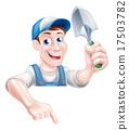 Gardening Man 17503782