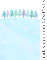 Winter, landscape, winter 17504515