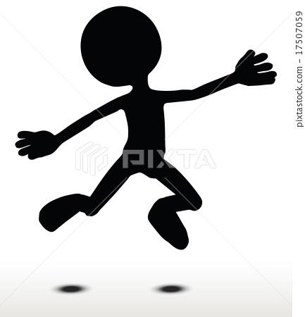 Jumping 17507059