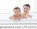 洗澡 沐浴 按摩浴缸 17512415