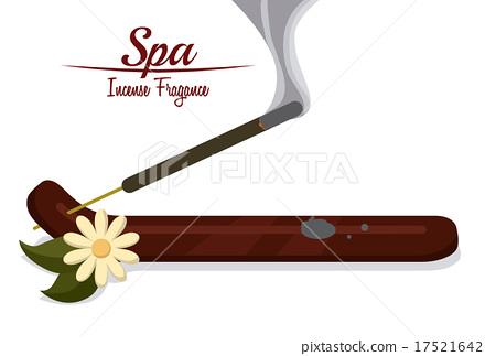 Spa design over white background vector illustration 17521642