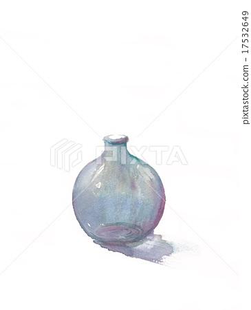Glass bottle 17532649
