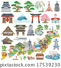 sightseeing spot, tourist attraction, vector 17539230