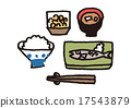 日本料理 17543879