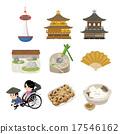 Kyoto Illustration 17546162