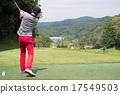 高爾夫 高爾夫球場 開球 17549503