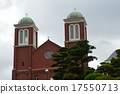 浦上教堂(浦上大教堂)(長崎市長崎市長崎市長崎市長崎縣) 17550713