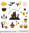 Halloween elements 17560402