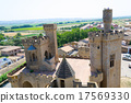 Observing Olite from the Castle 17569330
