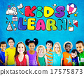 Kids Learn Education Creativity Children Ideas Concept 17575873