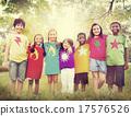 Children Friendship Togetherness Smiling Happiness 17576526
