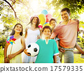 Family Happiness Parents Holiday Vacation Activity Concept 17579335