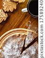 autumn cake 17589240