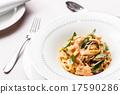 seafood pasta 17590286