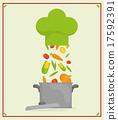Vegan Food design 17592391