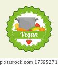 Vegan Food design 17595271