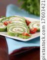 Spinach rolls 17603421