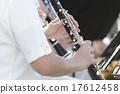 乐器 表现 单簧管 17612458