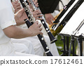 instrument, playing, clarinet 17612461