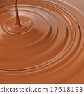 巧克力 17618153