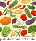 Vegetable background 17618167