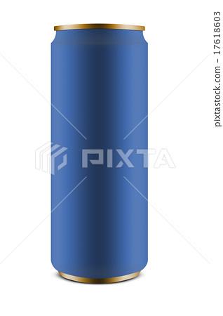 aluminum can slim size 17618603