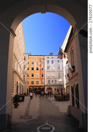 莫扎特的出生地(奧地利) 17620077