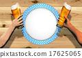 欢呼 干杯 啤酒 17625065