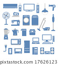 Home electronics icon 17626123