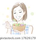 飲食 人 人物 17626179