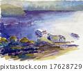 영국 호수 지방의 스케치 17628729