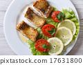 烤 沙拉 色拉 17631800